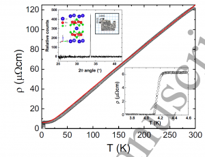 Large magnetoresistance in the iron-free pnictide superconductor LaRu2P2