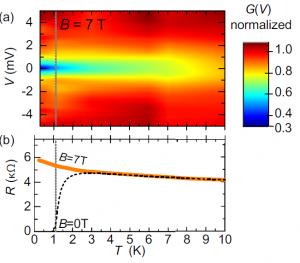 Superconductivity in a